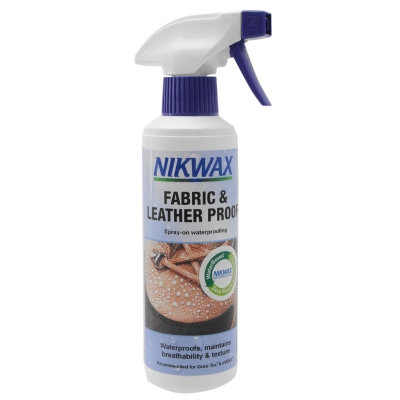 Nikwax Fabric and din piele Waterproof