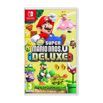 Nintendo Super Mario Bros U Deluxe