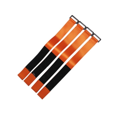 OBO OGO Hockey Goalkeeping Legguard Straps Juniors