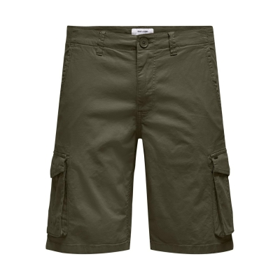 Only and Sons Cargo Short with Pockets