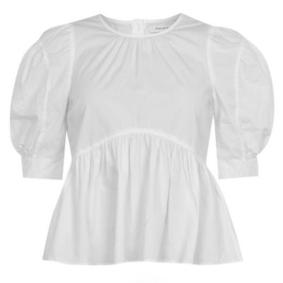 Only Puff Sleeve Blouse pentru Femei