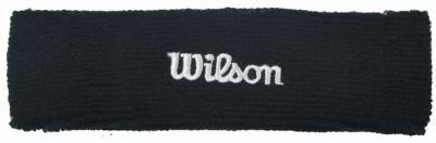 HEADBAND FOR WILSON BLACK / WR5600170