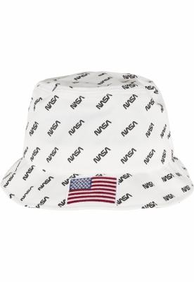 NASA Allover Bucket Hat Mister Tee