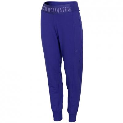Pantaloni 's 4F cobalt H4L21 SPDD013 36S pentru Femei