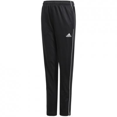 Pantaloni adidas CORE 18 TRAINING JR black CE9034 adidas teamwear
