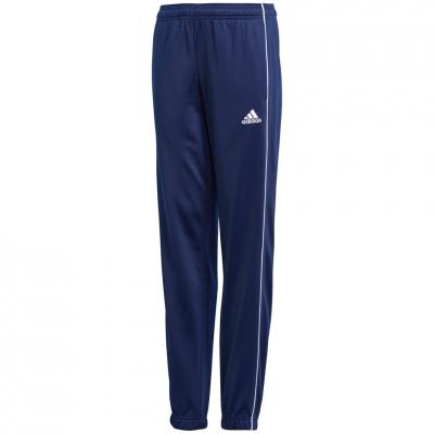Pantaloni adidas CORE 18 PES JR dark blue CV3586 adidas teamwear