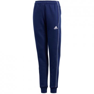 Pantaloni Pantaloni adidas Core 18 Sweat JR dark blue CV3958 adidas teamwear
