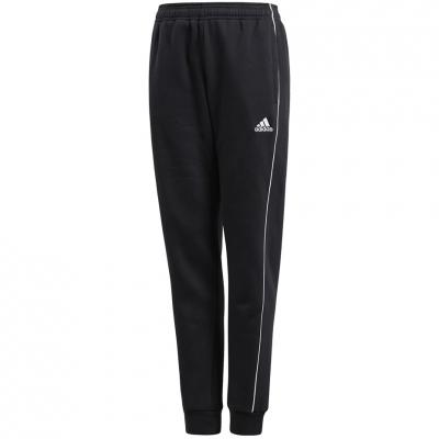 Pantaloni adidas Core 18 Sweat JR black CE9077 adidas teamwear