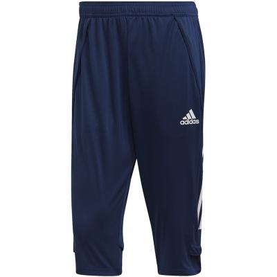 Pantaloni Adidas Condivo 20 3/4 Training navy blue ED9215 adidas teamwear