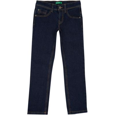 Pantaloni Benetton 5 Pocket Denim de baieti