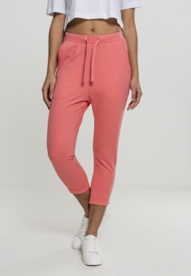 Pantaloni Open Edge Terry Turn Up pentru Femei Urban Classics