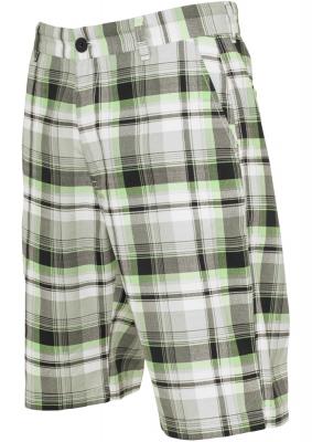 Pantaloni scurti Big Checked Urban Classics