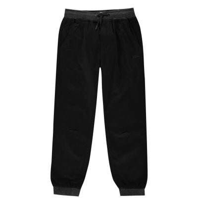 Pantaloni chino No Fear Ribbed Waistband de baieti Junior