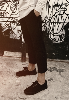 Pantaloni Cropped Terry Urban Classics