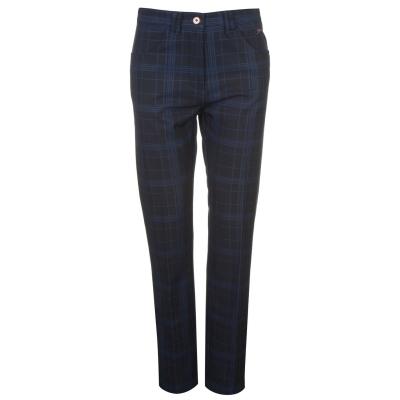 Pantaloni Slazenger Check Winter Golf pentru Femei