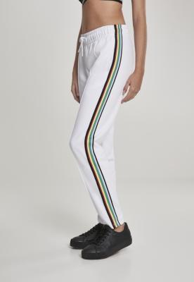 Pantaloni Multicolor Side Taped Track pentru Femei Urban Classics