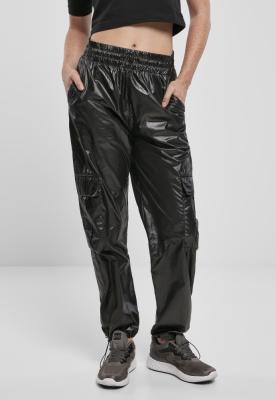 Pantaloni Shiny Cargo Track pentru Femei Urban Classics