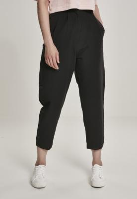 Pantaloni High Waist Cropped pentru Femei Urban Classics