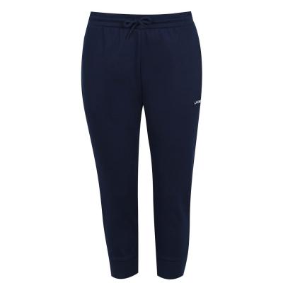 Pantaloni LA Gear Three Quarter Interlock Jogging pentru Femei