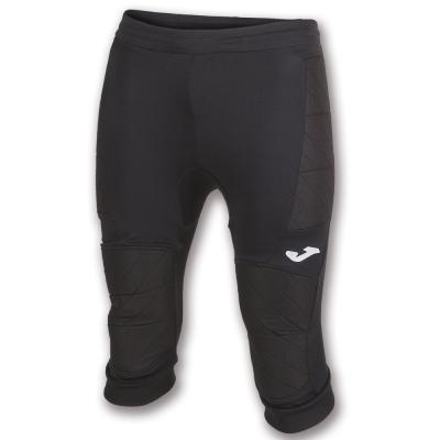 Pantaloni Pirate Protect Portar Black Joma