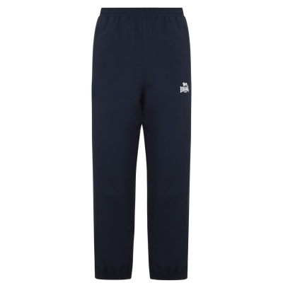 Pantaloni Lonsdale Closed Hem Woven de baieti Junior