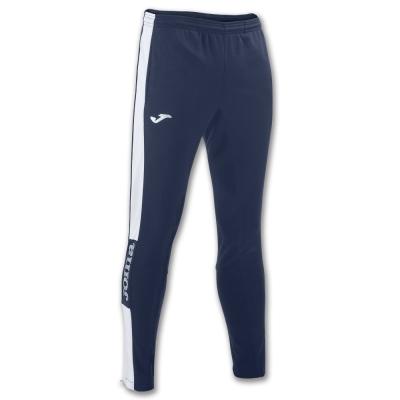 Pantaloni Long Champion Iv Navy-white Joma