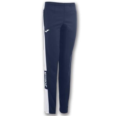 Pantaloni Long Champion Iv Navy-white pentru Femei Joma