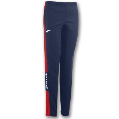 Pantaloni Long Champion Iv Navy-red pentru Femei Joma