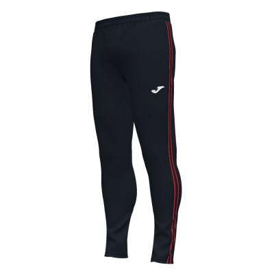 Pantaloni Classic Long Black-red Joma