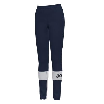 Pantaloni Crew Iv Long Dark Navy-white Joma