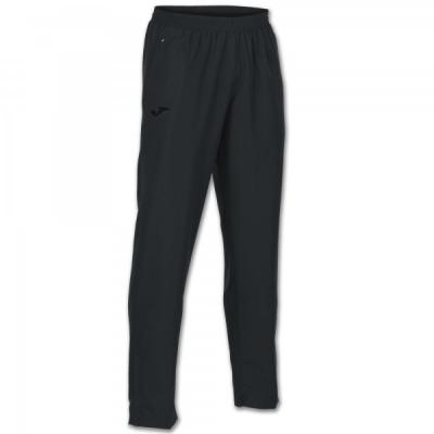 Pantaloni Long Combi Cotton Black Joma