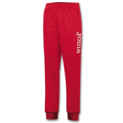 Pantaloni Long Polyfleece Victory Red Joma