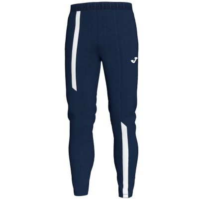 Pantaloni Long Supernova Dark Navy-white Joma