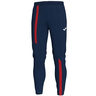 Pantaloni Long Supernova Dark Navy-red Joma