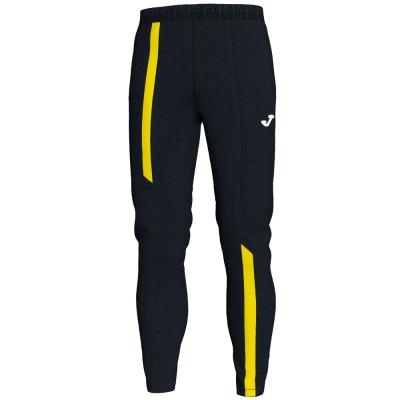 Pantaloni Long Supernova Black-yellow Joma