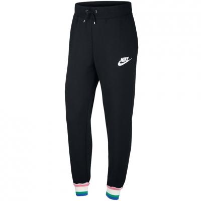 Pantaloni Nike Heritage 's Flc black CU5909 010 pentru Femei