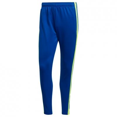Pantaloni Pantaloni Men's  adidas Squadra 21 Training blue-yellow GP6451 adidas teamwear
