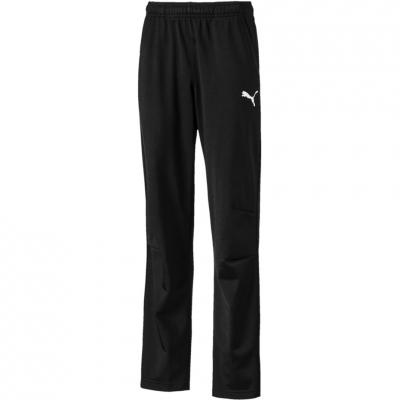 Pantaloni Pantaloni for Puma Liga Training Core black 655774 03 de baieti