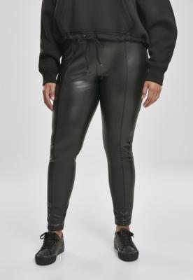 Pantaloni Faux din piele Skinny pentru Femei Urban Classics