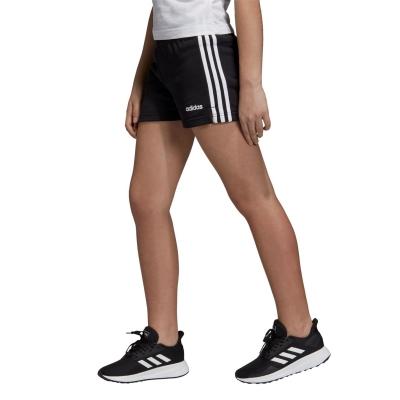 Pantaloni scurti adidas 3-Stripes de fete pentru Copil