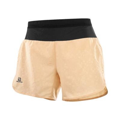 Pantaloni Scurti Alergare Femei Salomon XA SHORT W Coral