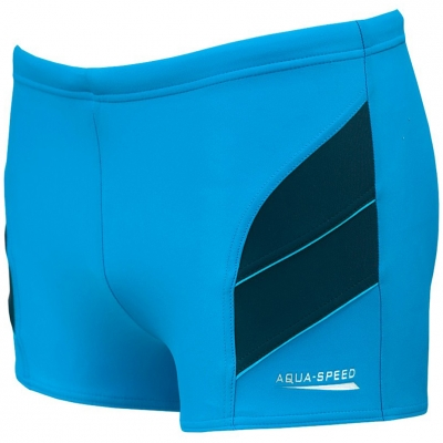 Pantaloni scurti BATH AQUA-SPEED ANDY blue-navy 24 349