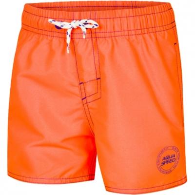 Pantaloni scurti pentru baie Boy's Aqua-Speed Liam orange col. 75