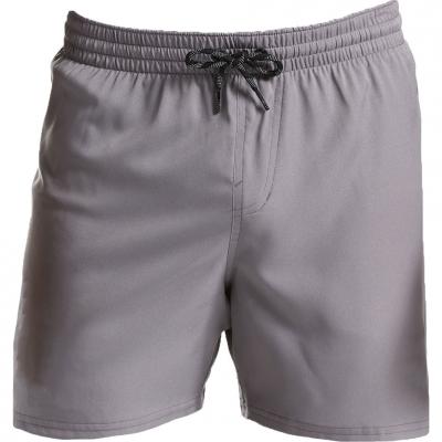 Pantaloni scurti pentru baie Men's Nike Solid gray NESS9502 071