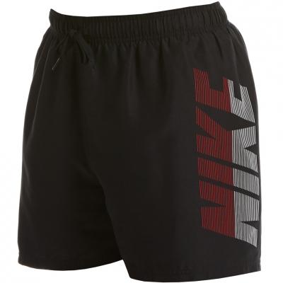 Pantaloni scurti pentru baie Nike Rift Breaker Men's black NESSA571 001