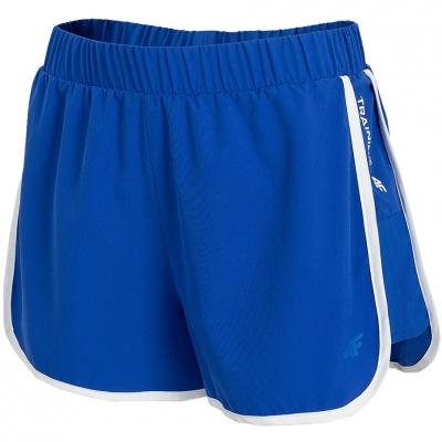 Pantaloni scurti Functional 's 4F cobalt H4L20 SKDF001 36S pentru Femei