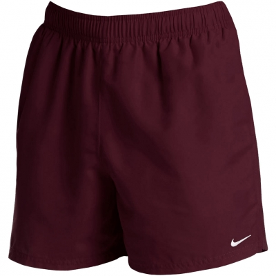 Pantaloni scurti Nike Essential Night Men's Swim Maroon burgundy NESSA560 606