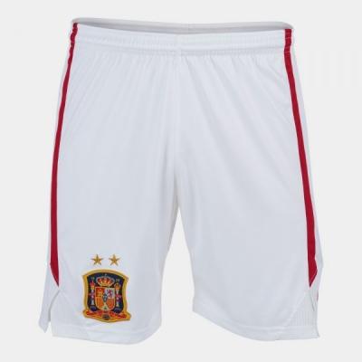 Pantaloni scurti 2nd Spanish Futsal White Joma