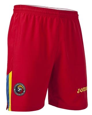 Short 2? F.a. Rumania Red Joma
