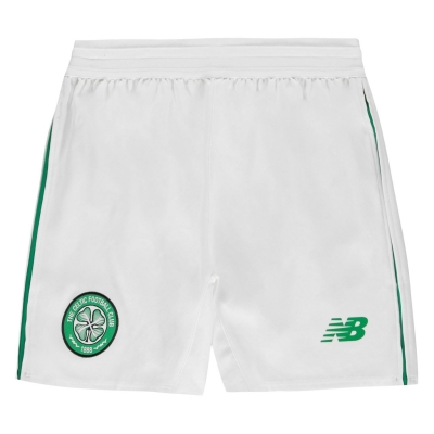Pantaloni scurti New Balance Celtic Junior